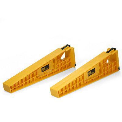 Woodworking Drawer Slide Mounting Tool Sliding Rail Guide Tool  2pcs