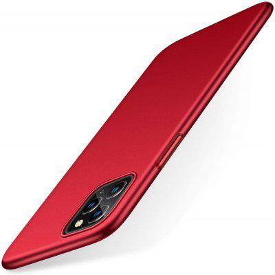 Hard Plastic Ultra-Thin Full Protective Cover for iPhone 11 Pro
