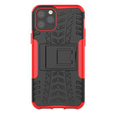 CHUMDIY 3D Relief Stand Case tampa do telefone para o iPhone 11 Pro