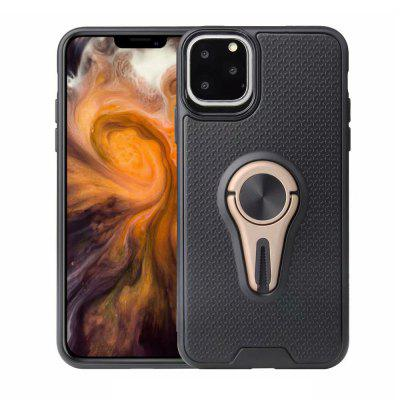 CHUMDIY TPU Phone Case with Car Air Outlet Bracket for IPhone 11 Pro
