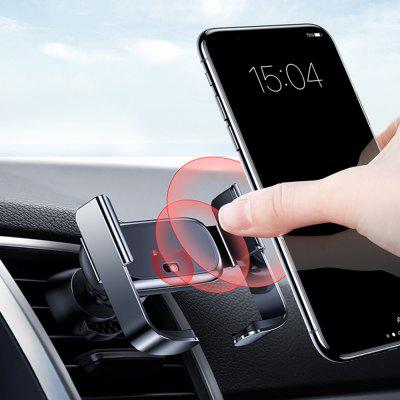 Electric Car Phone Holder Vent Intelligent Touch Sensor Stand voor de mobiele telefoon