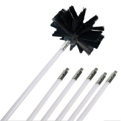 Nylon Chimney Electric Drill Cleaning Tool