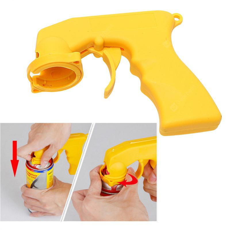 Paint Care Aerosol Spray Gun Handle with Full Grip