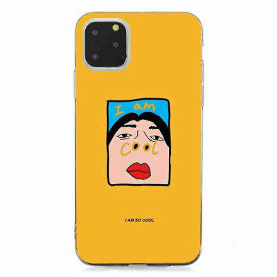 Multi-Pattern TPU Painted Phone Case for iPhone 11 Pro