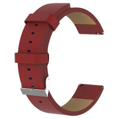 Watch Band For Fitbit Versa 2 Leather Strap Smart Watch Suede Leather Strap