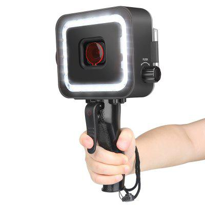 Diving Fill Light Underwater Lighting Photography Light with Flash for Gopro