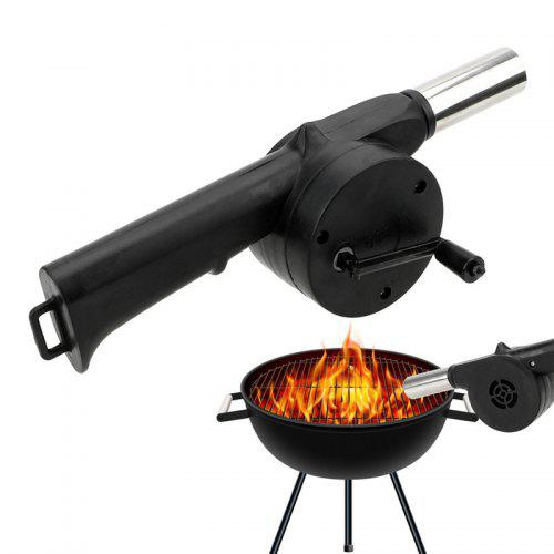Portable Manual Air Blower Barbecue Tool