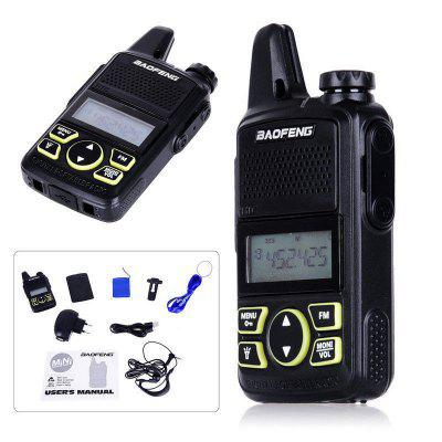 BAOFENG Bf-T1 Portable Portable Wireless Walkie Talkie