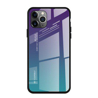 9H Gradient Tempered Glass Case For iPhone 11 PRO