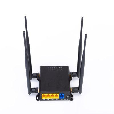 4G LTE WiFi draadloos internet Router 300Mbps Cat 4 High Speed ​​Industry CPE