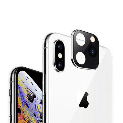 Lens Protective Ring for iPhone XS/XS Max Change Lens Appearance to iPhone 11Pro