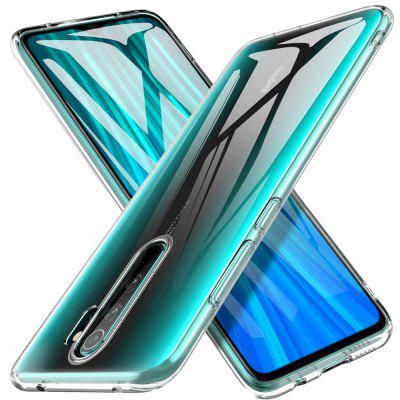 Soft TPU Transparent Protector Phone Case for Xiaomi Redmi Note 8 Pro