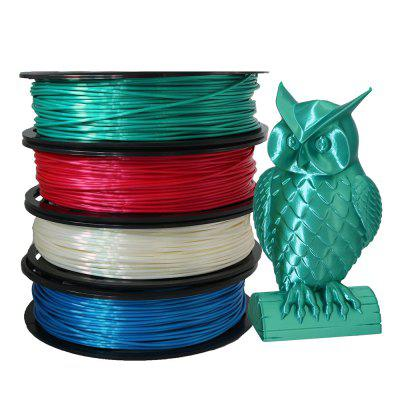 3D Printer Silk PLA 1.75MM Filament 4pcs Color  for Creality CR-10S Ender 3