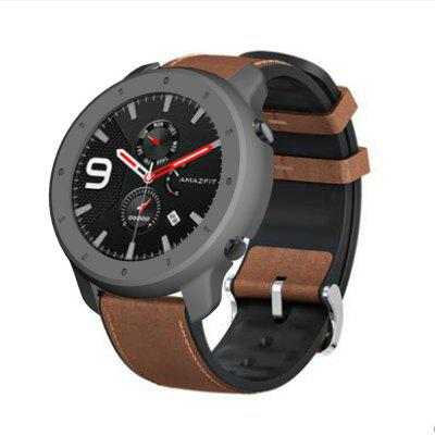 PC Watch Case Cover Frame Protector Para Huami AMAZFIT GTR 47mm