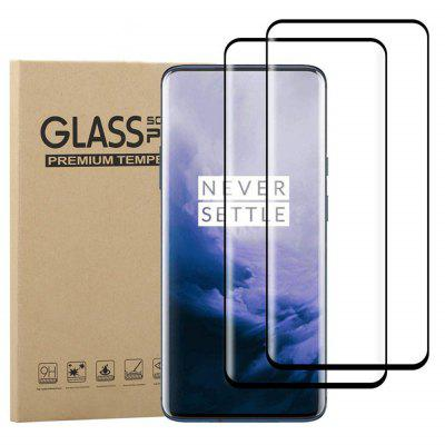 3D 9H Tempered Glass Screen Protector for OnePlus 7T Pro 2pcs