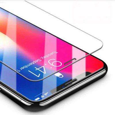 KINGSTON 3D 9H Nano en verre trempé Film de protection écran pour iPhone 11 / iPhone XR