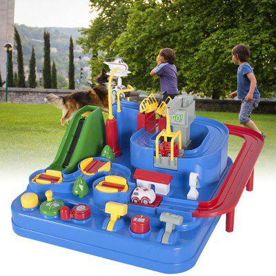 Manuel voiture Aventure piste Family Game Toy