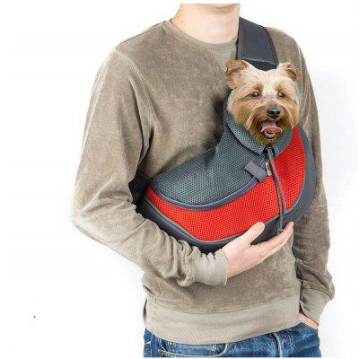 Pet Dog Cat Puppy Carrier Outdoor Oxford Comfort Travel Single taška přes rameno