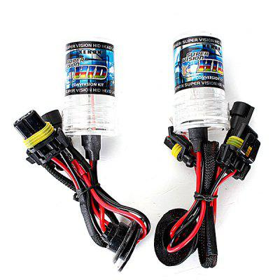 1 Pairs H8/H9/H11 35W  Car Xenon HID Replacement Bulbs