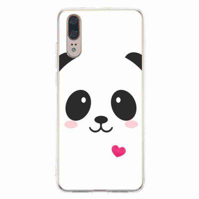 Multi-Pattern TPU Painted Phone Case for Huawei P20
