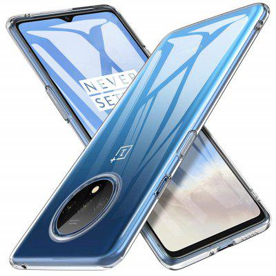 Soft TPU Transparant Protector Phone Case voor OnePlus 7T