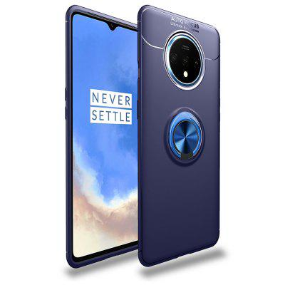 Ring Holder Shockproof TPU Phone Case for OnePlus 7T