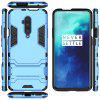 Shockproof Protection Armor Phone Case voor OnePlus 7T Pro - BLAUW