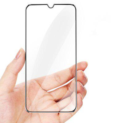 9H Tempered Glass Screen Film For Xiaomi Redmi  Note8 Pro 2pcs - Black