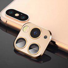 Seconds Change Camera Protector Cover Film Stick for iPhone X /XS/XS Max