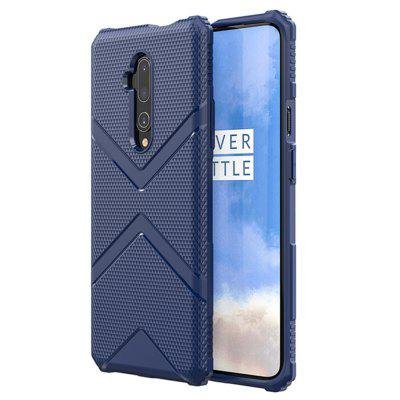 Luxury Silicone Shockproof Soft TPU Phone Case for OnePlus 7T Pro