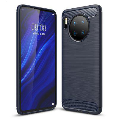 Wstrząsoodporny Carbon Fiber Phone Case for Huawei Mate 30