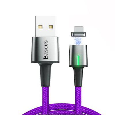 Tartós Baseus Cink Mágneses Micro USB Fast Charging Line Type-C iPhone