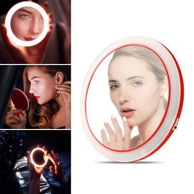 Multi-fonction de charge sans fil Led portable Vanity Mirror