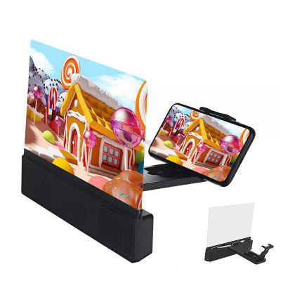 Folding 12 Inch Smartphone Magnifier with Audio