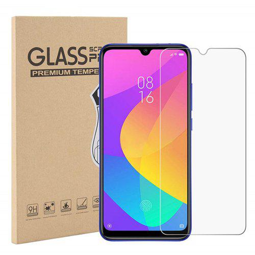 Flat Tempered Glass 2.5D 9H Screen Protector Cover Clear for Xiaomi Mi 9 Lite