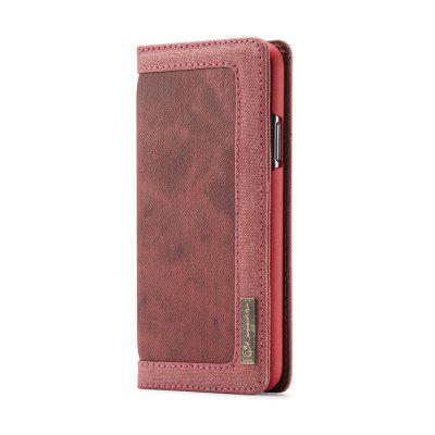 CaseMe Canvas Wallet Flip Phone Card Case Cover Case Slot Stand pour iPhone 11