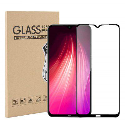 9D Tempered Film Screen Protector voor Xiaomi Note 8