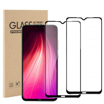 9D zmírnil Film Screen Protector pro Xiaomi Note 8 2ks