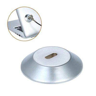 Notebook Lock Keyhole Portable Round Anti Theft Lock