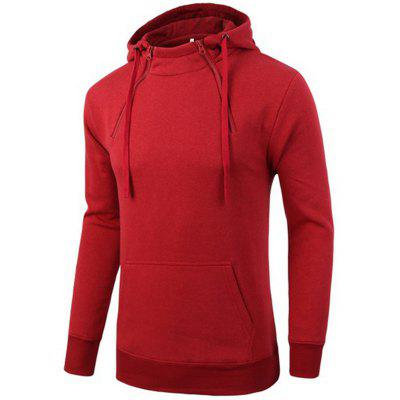 2019 Autumn and Winter New European and American Men'S Casual Hooded Sweater