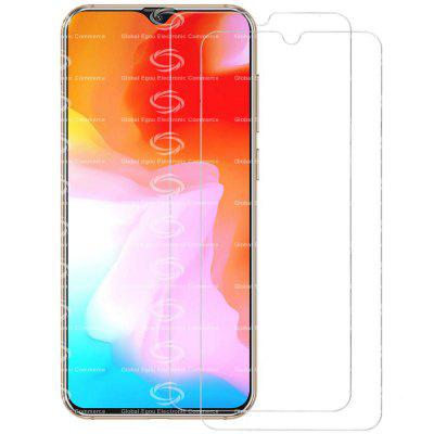 JOFLO 9H Tempered Glass Screen Protector Film for CUBOT X20 Pro - 2pcs