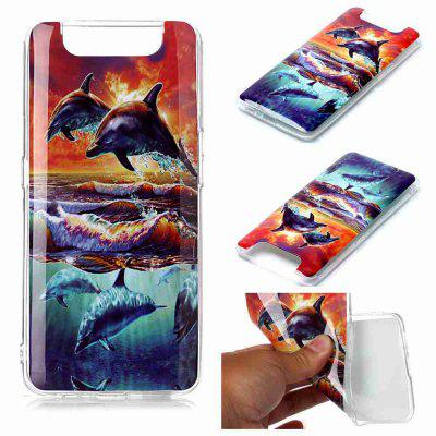 IMD Painted Phone Case for Samsung Galaxy A80