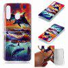 IMD Painted Phone Case for Samsung Galaxy A60 / M40 - MULTI-F
