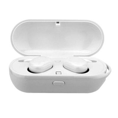 Wireless Bluetooth Sports Earphones Stereo with Microphone Charging Box