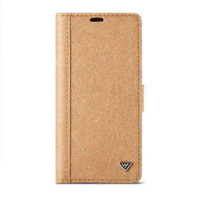 WhatIf Kraft Paper Odłączany 2 w 1 Portfel Phone Case for iPhone 11 Pro Max
