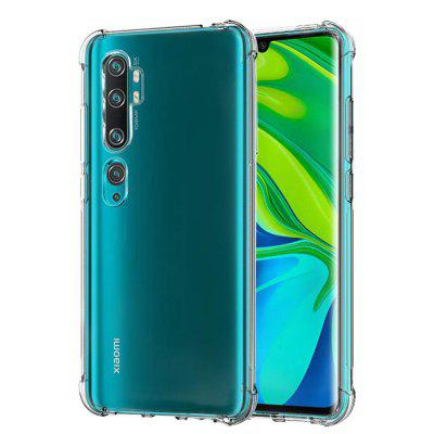 TPU Soft Shockproof Phone Case voor Xiaomi Mi Note 10 / Note 10 pro / CC9 Pro