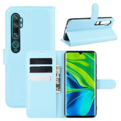 Card Protection Leather Phone Case for Xiaomi Mi Note 10 / Note 10 Pro / CC9 Pro, Gearbest  - buy with discount