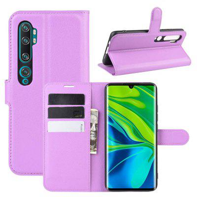 Card Protection Leather Phone Case voor Xiaomi Mi Note 10 / Note 10 Pro / CC9 Pro