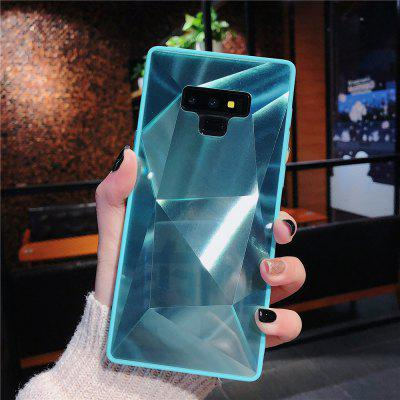 Mobile Shell 3D Silicone Case Diamond Illuminator voor Samsung Galaxy S / Note TPU