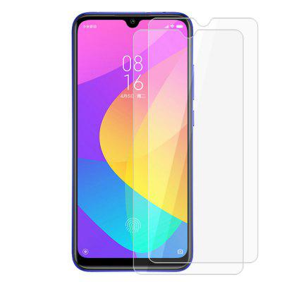 JOFLO 9H Tempered Glass Screen Protector Film for Xiaomi Mi 9 Lite -2pcs